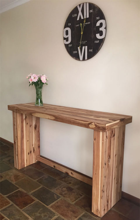 Recycled Timber Furniture - Side Board