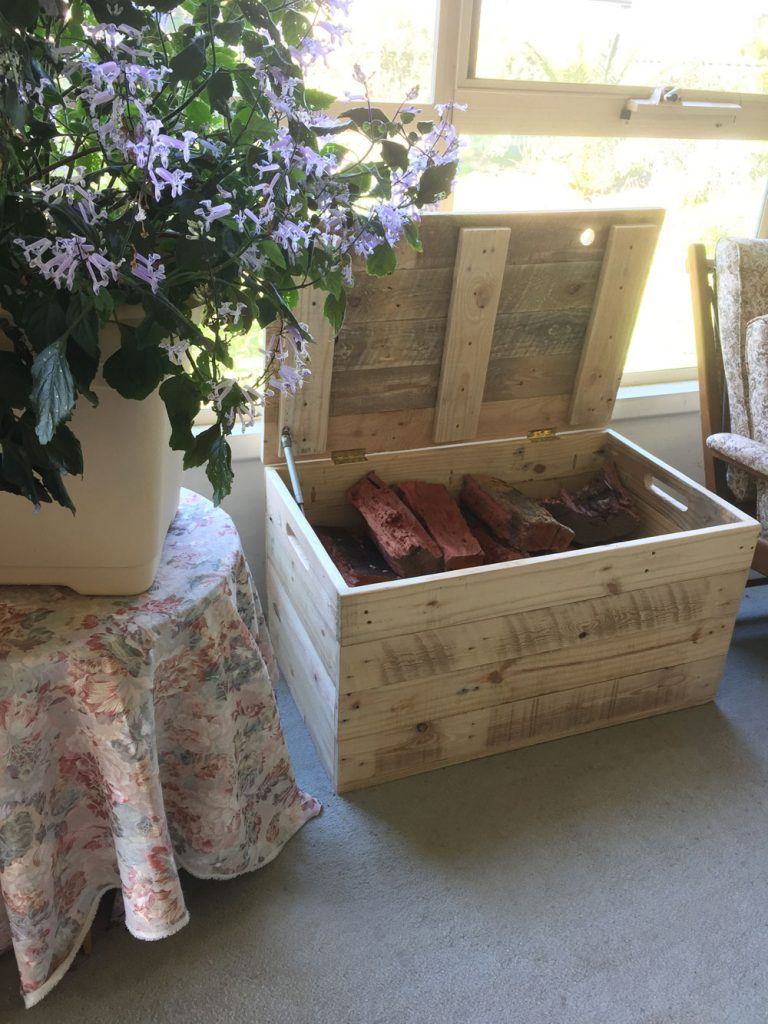 Recycled Timber Furniture - Storage Chest