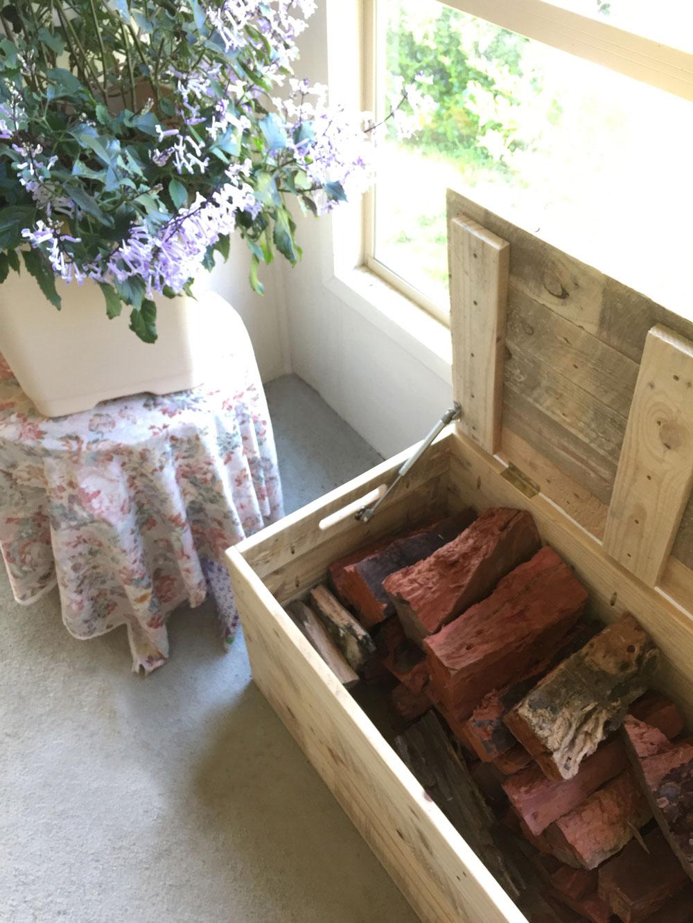 Box open wood b Mercy Timber