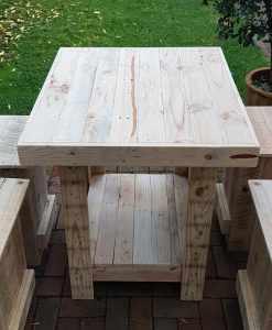 Recycled Timber Furniture - Table