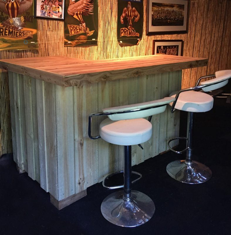 Recycled Timber Furniture - Bar