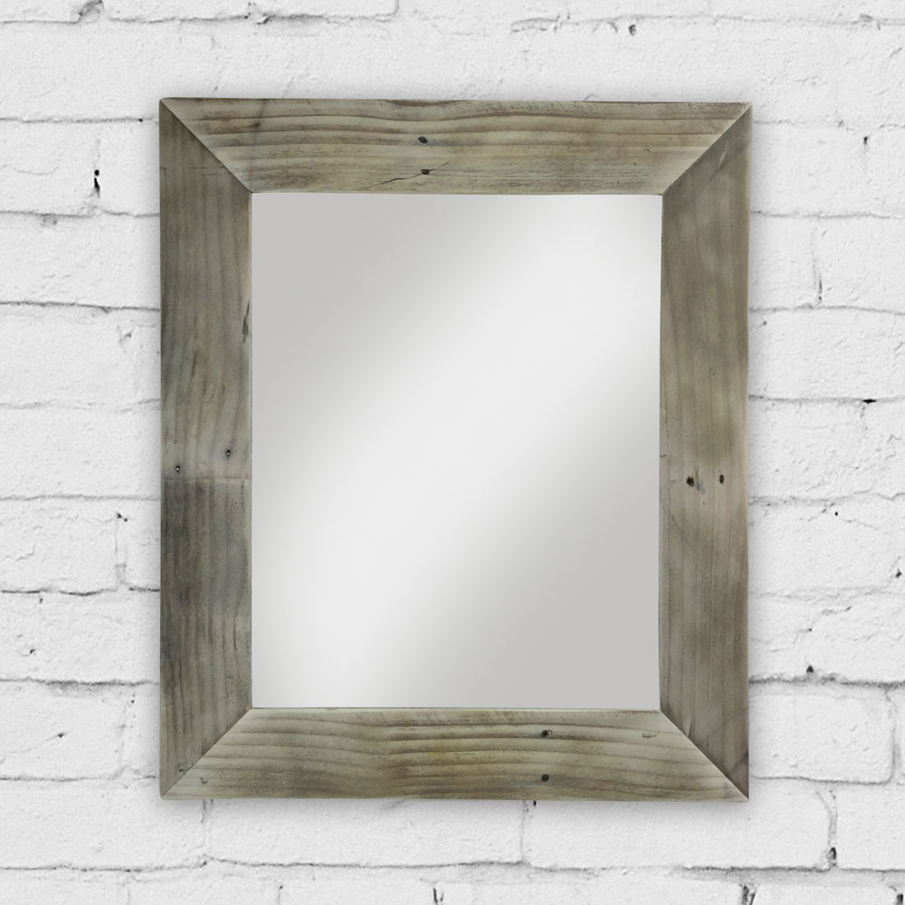 Mirror 40x50 mercy timber for Miroir 40x50