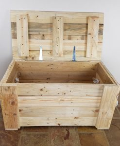 Recycled Timber Furniture - Rustic Storage Chest